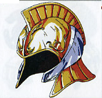 Gold Helm