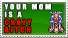 Queen Zeal Stamp by ladymarle.png