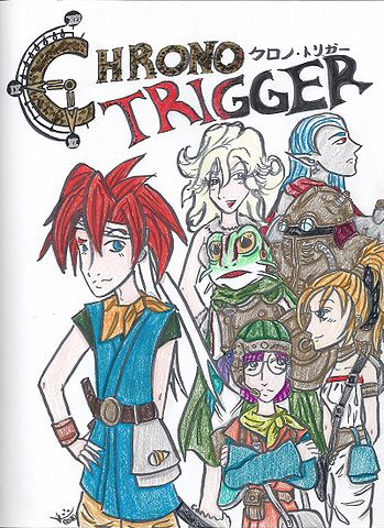 File:Chrono Trigger by LordBlumiere.jpg