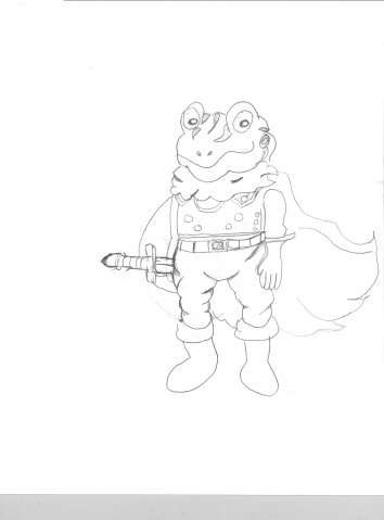 File:Frog from Chrono Trigger by OhioErieCanalGirl.jpg