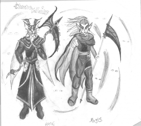 File:Magus and Lynx by OhioErieCanalGirl.jpg