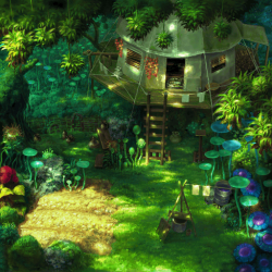 Home hermit hideout yard.png